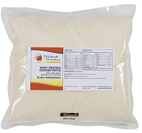 Whey Protein Concentrate (2 lbs)